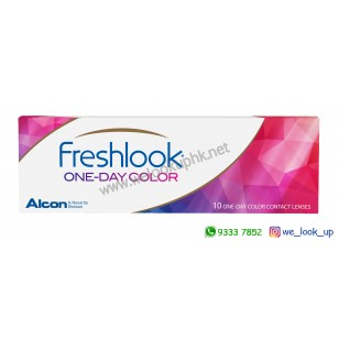 Alcon® FRESHLOOK ONE-DAY COLOR 10PCS (日棄彩妝隱形眼鏡)