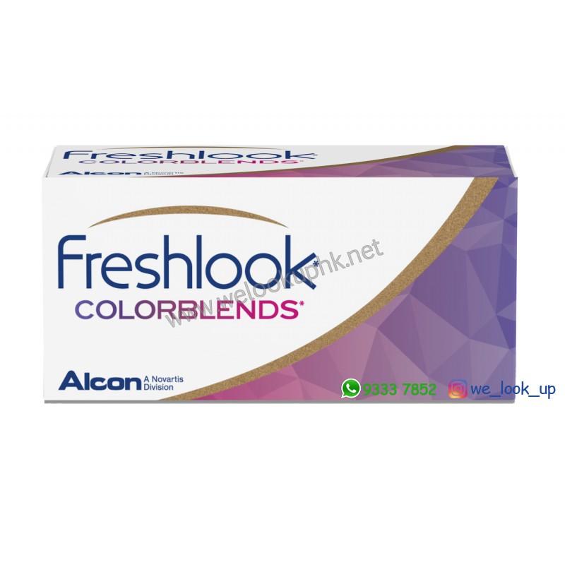 Alcon® FRESHLOOK ColorBlends 2-Weeks (兩星期彩妝隱形眼鏡)
