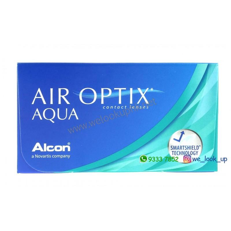 Alcon® AIR OPTIX AQUA 1-Month (每月棄近視透明隱形眼鏡)