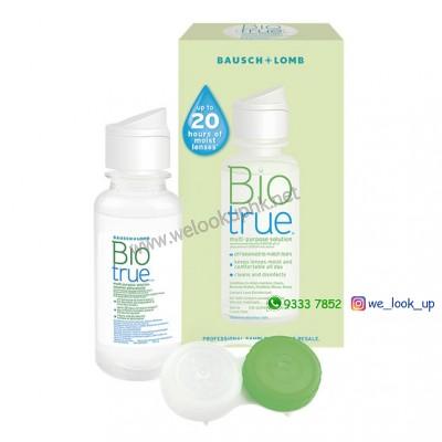 Biotrue Multi-purpose Solution 多功能隱形眼鏡藥水 (60ml)