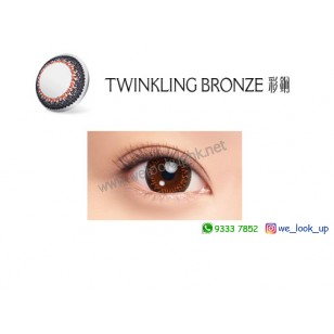 BAUSCH & LOMB Lacelle®Dazzle Ring 1-DAY 特大眼Con系列 (日棄彩妝隱形眼鏡)
