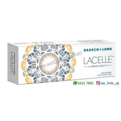 BAUSCH & LOMB Lacelle®Grace 1-DAY 30PCS (日棄彩妝隱形眼鏡)*訂貨1-2星期*