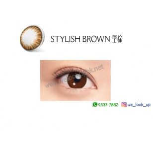 BAUSCH & LOMB Lacelle®Limbal 2-Tone 1-DAY 大眼Con系列 (日棄彩妝隱形眼鏡)