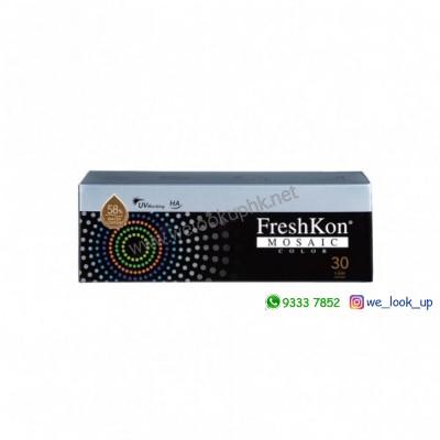 FreshKon® MOSAIC 瑰麗美目系列 1-DAY (日棄彩妝隱形眼鏡)