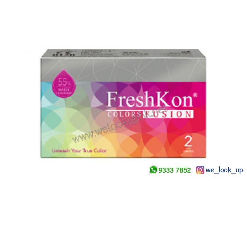 FreshKon® Colors Fusion 煥彩美目系列 1-MONTH (月棄彩妝隱形眼鏡)