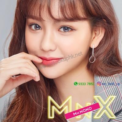 LENS TOWN MnX MnMono 1 Month - Mono Gray (月棄彩妝隱形眼鏡)